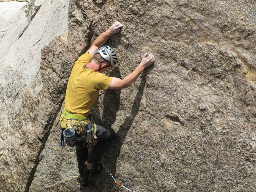 Things To Know About Rock Climbing